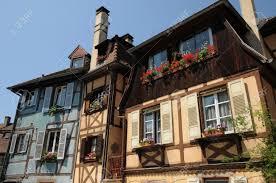 renaissance homes floor plans france alsace renaissance house in colmar stock photo picture