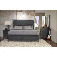 Pulaski Bedroom Furniture by 402150 Pulaski Furniture Vintage Tempo Bedroom Queen Panel Bed