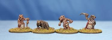 Splintered Light Miniatures A Rat By Any Other Size Part X Pariedolia