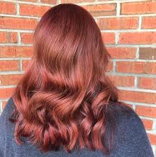 how to blend hair color trends 2018 red hair color rose wine a rich blend of cool