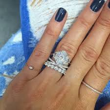 engagement wedding rings best 25 stacked wedding bands ideas on stackable