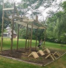 Backyard Ninja Warrior Course Best 25 Backyard Gym Ideas On Pinterest Outdoor Gym Backyard