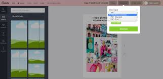 canva not saving how to create a mood board using canva
