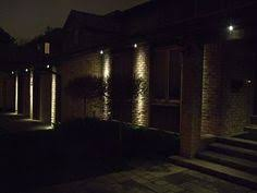create a party atmosphere with outdoor recessed lighting light