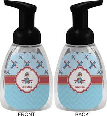 themed soap dispenser airplane theme foam soap dispenser personalized potty