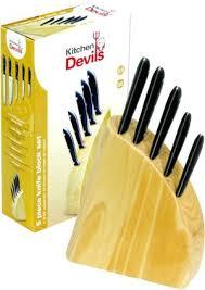 Kitchen Devils Knives Kitchen Knife Set Bhloom Co