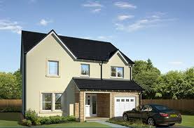 five bedroom homes five bedroom home in auchterarder the iona muir homes