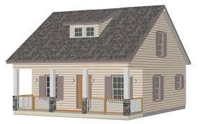1100 Square Foot House Plans by 1100 Sq Ft Country Cottage Cabin Small Home Plans Blueprints