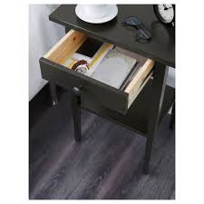 Ikea Hemnes Sofa Table by Hemnes Bedside Table White Stain Ikea