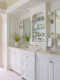 decoration fantastic country bathroom mirror and wall