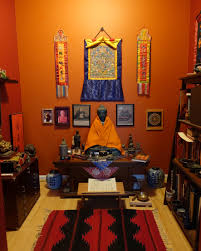 my buddha altar room buddhist shrine built off our bedroom in a