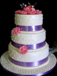 three tier wedding cake flowers cake studio botswana