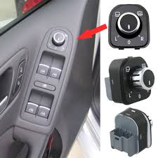 aliexpress com buy power side mirror adjust switch knob fit for