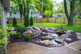 Backyard Pondless Waterfalls by Aquascape Your Landscape How A Pondless Waterfall Created An