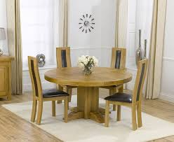 Dining Table For 4 Antique Round Dining Table Set For 4 Eva Furniture