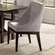 Upholstered Chair Sale Design Ideas Grey Tufted Dining Chair Dining Room Wingsberthouse Grey Tufted