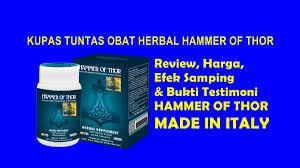 jual hammer of thor hammer of thor efek sing agenhammerofthor pw