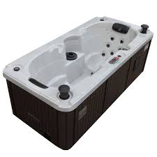 canadian spa co yukon 16 jet plug u0026 play tub walmart canada