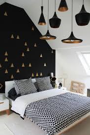 chambre noir et blanc design chambre a coucher moderne noir et blanc