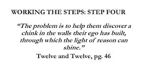 having had a spiritual awakening u201cworking the steps u201d dr cardwell