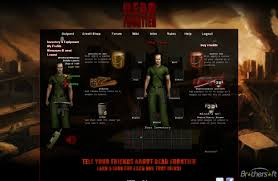 Dead Frontier Map Dead Frontier Free Download