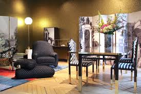 roche bobois and christian lacroix collaborate over a modern and