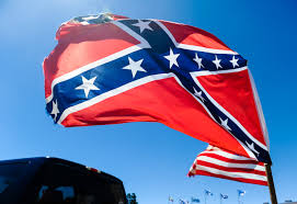 Don T Tread On Me Confederate Flag Heated Debate Backlash Erupt Over Display Of Confederate Flags In
