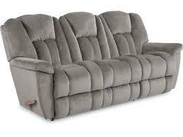 la z boy reclining sofa la z boy maverick reclina way reclining sofa conlin s furniture