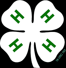 4h clover clipart clipart collection 4h clover template four