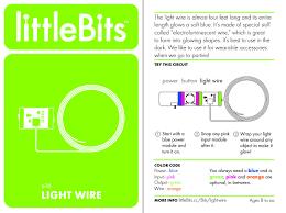 light wire u2013 littlebits