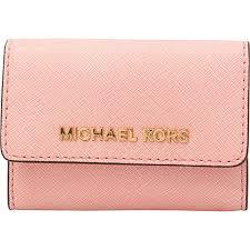 light pink michael kors wristlet upc 889154032897 michael michael kors jet set travel coin purse