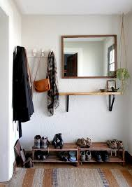 Entry Room Design Shoe Storage Ideas Most Simple Ergonomic Hallway Solutions