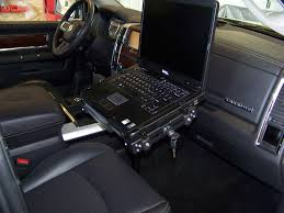 Truck Laptop Desk Prodesks Mongoose No Drill Vehicle Computer Mount Stand