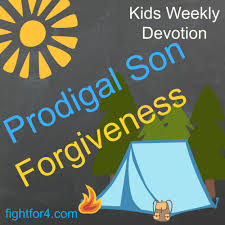 kids weekly devotion what is forgiveness fight for 4