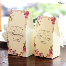 personalized wedding favor bags floral wedding favor bags ewfb142 as low as 0 93