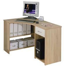 meuble bureau d angle petit bureau d angle noir mobilier bureau professionnel