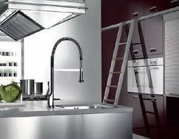 axor citterio kitchen faucet hansgrohe 39840 axor citterio semi pro pre rinse dual spray ada