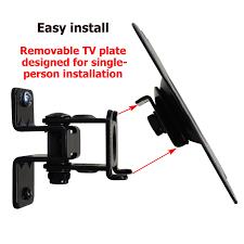Dell Wall Mount Monitor Videosecu Swivel Tilt Tv Wall Mount Monitor Bracket For 15 29