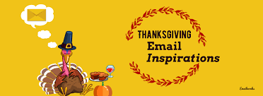 thanksgiving email templates happy thanksgiving