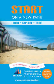 summer 2015 catalog by ocean county college issuu