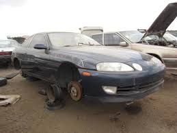 lexus mechanic denver junkyard find 1994 lexus sc400 the truth about cars