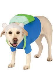 Finn Jake Halloween Costume Adventure Finn Pet Costume Purecostumes