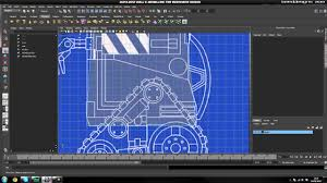 wall blueprints tutorial recreating pixar u0027s wall e in high poly using maya 2012