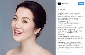 tripnikris kris aquino is the new vlogger we all need iweb ph