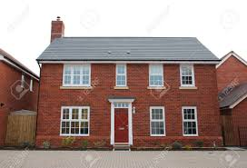 red brick house stock photos u0026 pictures royalty free red brick