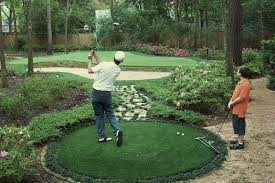 synthetic grass turf putting greens lawn turf playgrounds