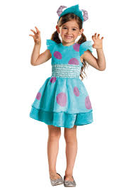 sully costume sulley girl deluxe costume costumes