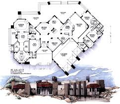 marvellous design 6 luxury home plans 4000 sq ft house plans