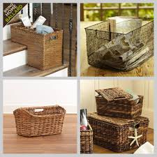 baskets for stairs1 my decorative