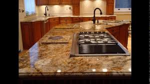 Granite Kitchen Design by Marble Granite Kitchen Design Youtube